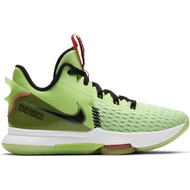 Кроссовки мужские Nike Lebron CQ9380, зеленый