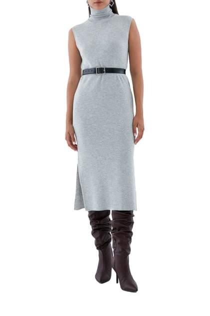 Платье-водолазка женское ZARINA 328600500 серое L