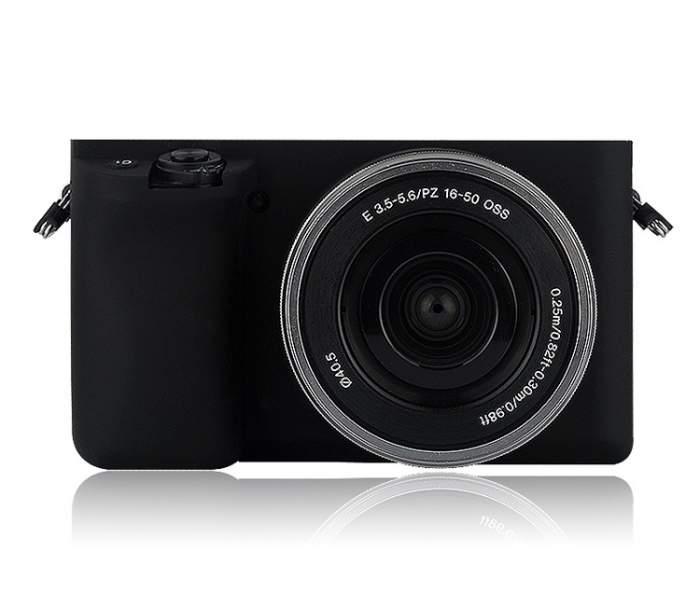 Силиконовый чехол MyPads для фотоаппарата Sony Alpha ILCE-6000/ A6000 черный