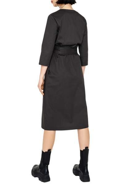 Платье женское befree 2021131521 зеленое XS