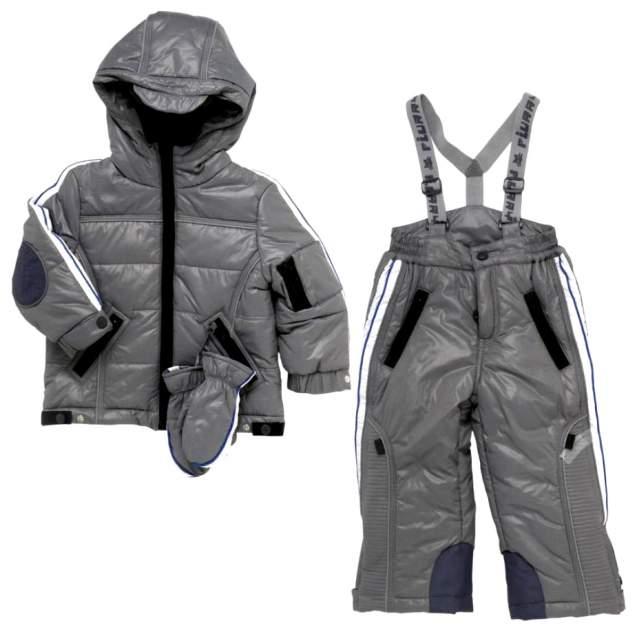 Комплект верхней одежды Chicco, цв. серый