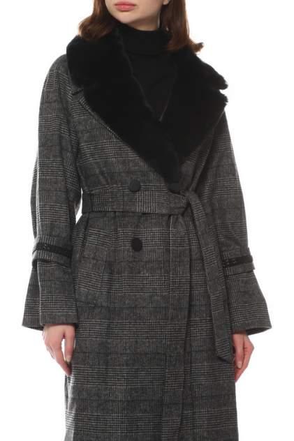 Пальто женское ACASTA 234907000 серое 48