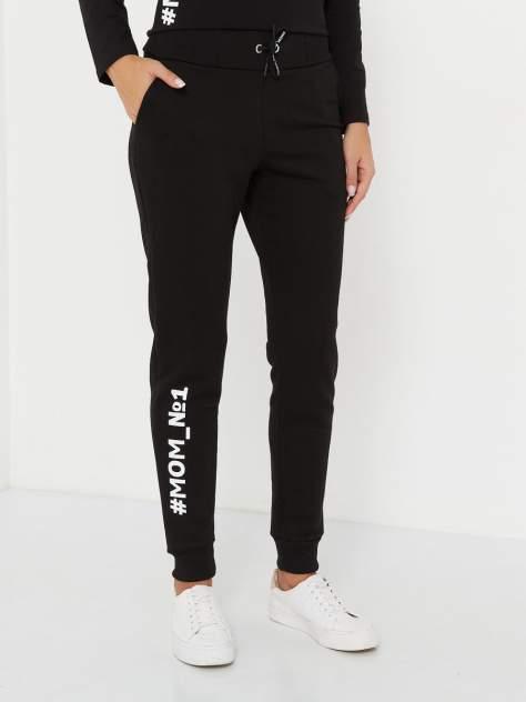 Спортивные брюки женские MOM №1 MOM-0137 черные S