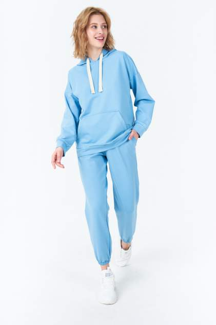 Костюм женский SILVION Sl_W4293 голубой 42 RU