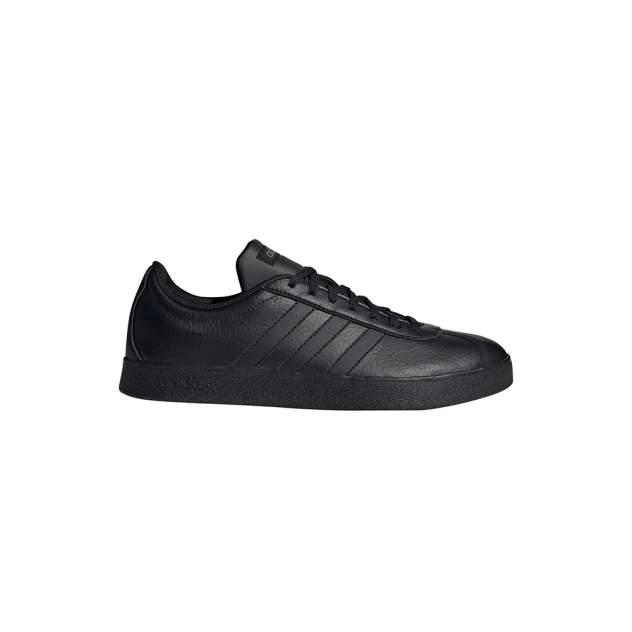 Кроссовки мужские Adidas VL Court 2.0 черные 10 UK