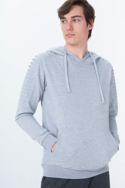 Толстовка мужская Envy Lab SW009, серый