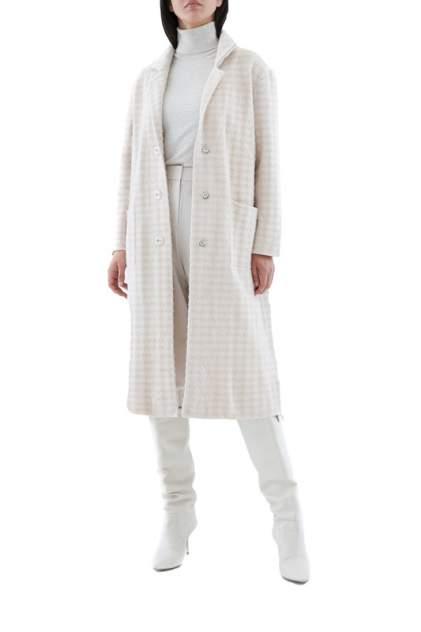 Пальто женское ZARINA 328608810 бежевое XS
