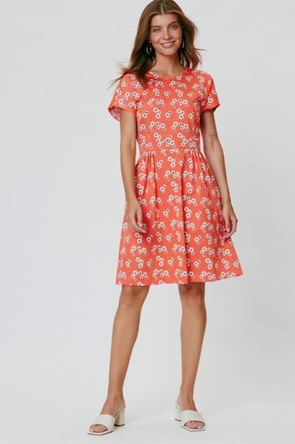 Платье женское Vittoria Vicci 2003-03-52185 оранжевое 42