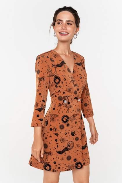 Женское платье befree 2041111521, коричневый