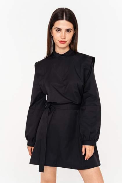 Повседневное платье женское befree 2041137524 черное XS