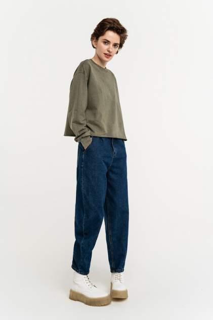 Женские джинсы  befree 2041174735, синий