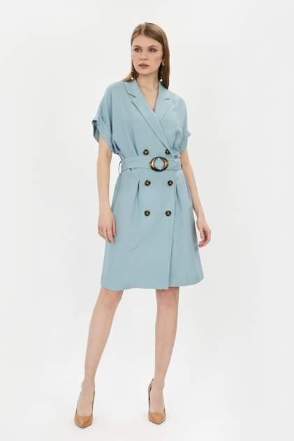 Женское платье Baon B451032, голубой