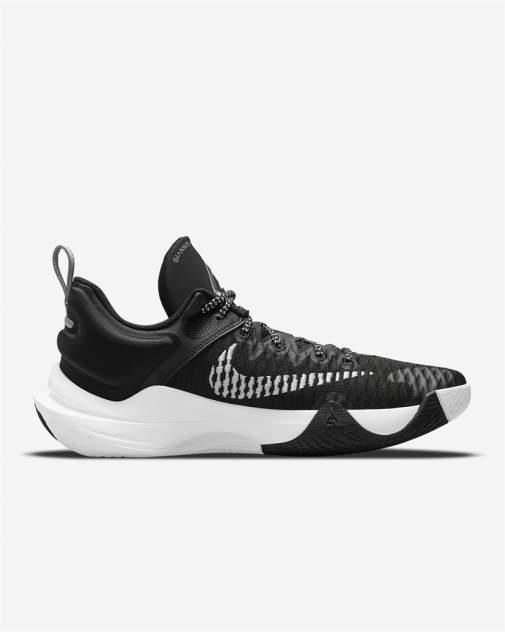 Кроссовки мужские Nike Giannis Immortality CZ4099, черный