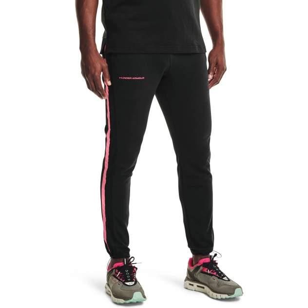Спортивные брюки Under Armour Rival Terry Amp Pant, черный