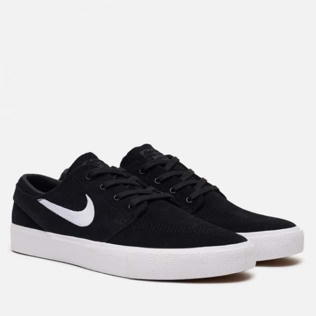 Кеды женские Nike SB Zoom Stefan Janoski Rm черные 45 EU