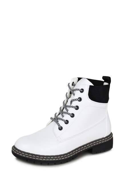 Ботинки женские T.Taccardi K0388HW-2, белый
