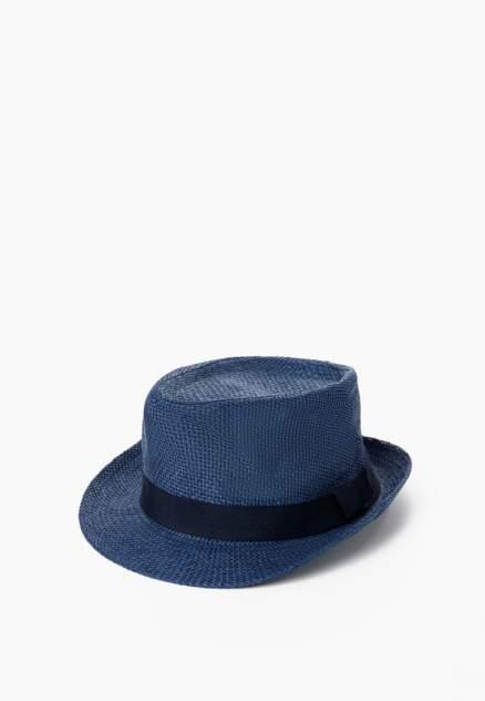 Шляпа мужская Modis M201A00880S751X39 синяя