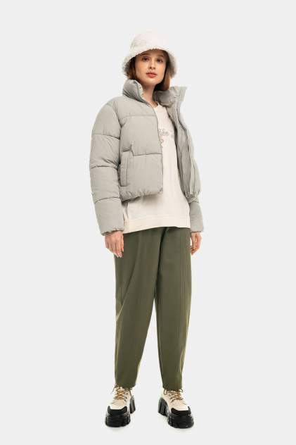 Куртка befree 2111180116, зеленый