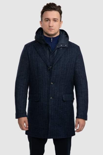 Мужское пальто Kanzler 20W-CPW01-WF/90, синий