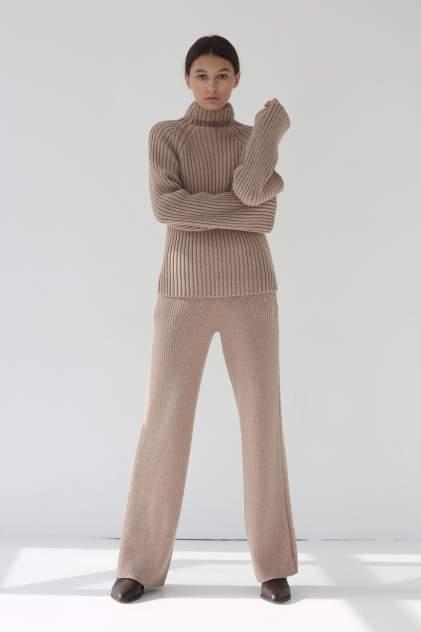 Женский костюм AIM Clothing K-716-PHR 430, бежевый