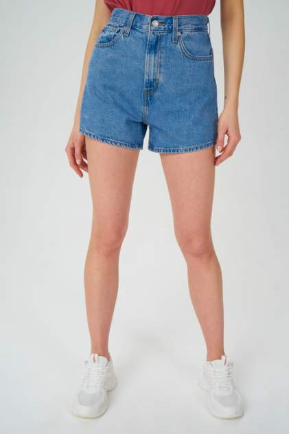 Джинсовые шорты женские Levi's 39451-0002 голубые 28
