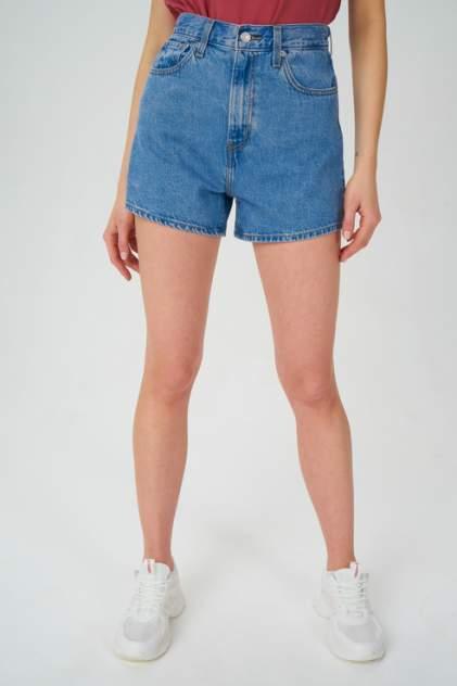 Джинсовые шорты женские Levi's 39451-0002 голубые 29