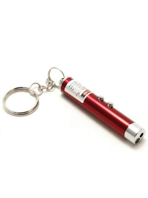 Брелок - фонарик женский 00111618 красный