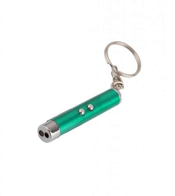 Брелок - фонарик унисекс 00111620 зеленый
