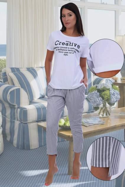 Домашний костюм Миллена Шарм экстра, белый