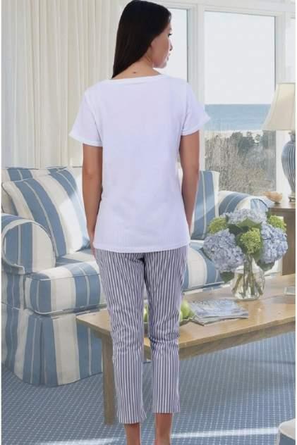 Домашний костюм женский Миллена Шарм экстра белый 50
