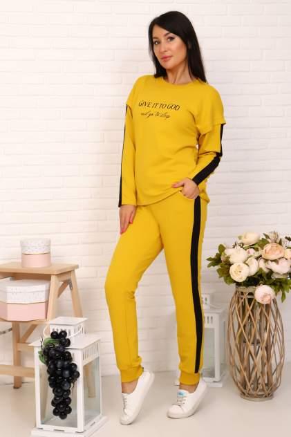 Домашний костюм Миллена Шарм 3641, желтый