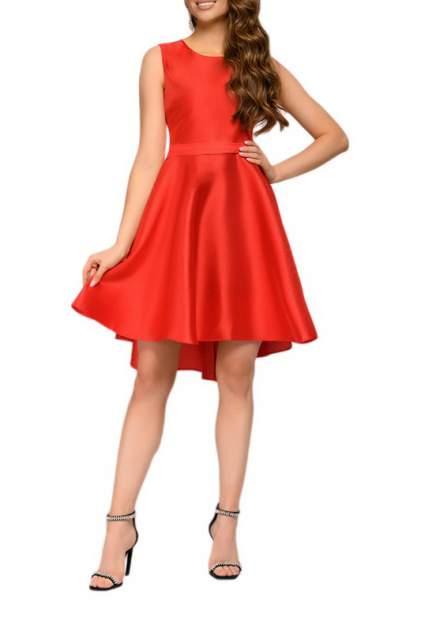 Вечернее платье женское D&M by 1001DRESS 0112001-30055RD красное L