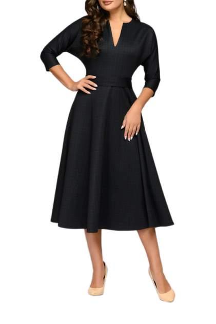 Вечернее платье женское D&M by 1001DRESS DM00860CL черное XS