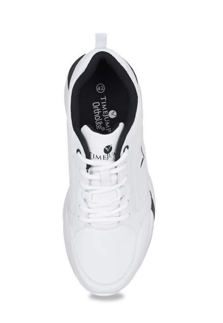 Кроссовки мужские TimeJump K1809-28 белые 40 RU