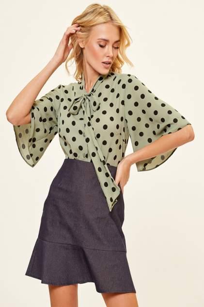 Женская блуза Vittoria Vicci 2001-05-6483-1, зеленый