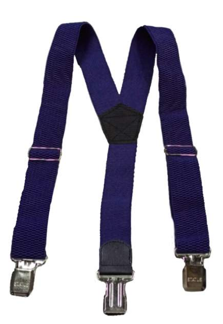 Подтяжки мужские Kamukamu 736001 синие