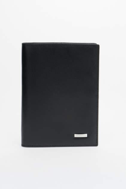 Обложка для паспорта женская FABRETTI 19062801N-2 черная