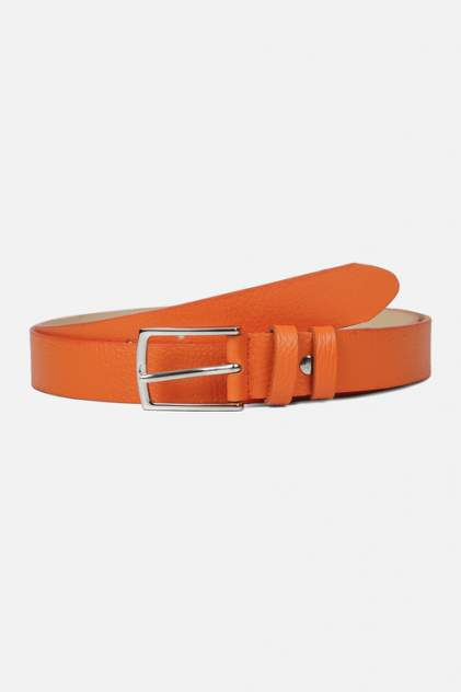 Ремень женский FABRETTI 98636-30-12, оранжевый