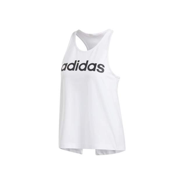 Майка женская adidas FSE48 белая 2XL