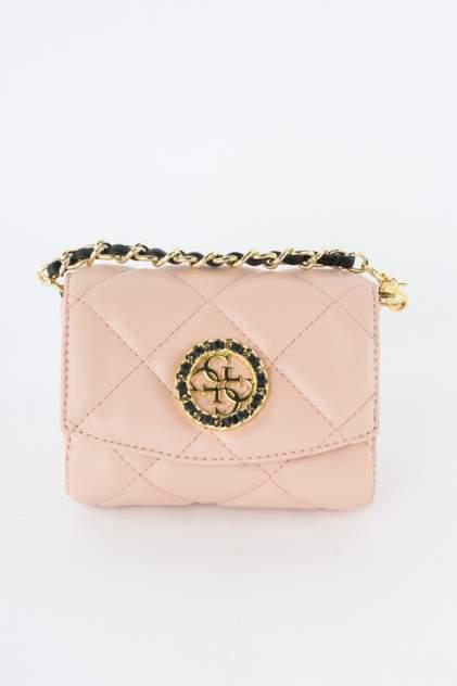 Поясная сумка женская Guess BW7401P0440 розовая