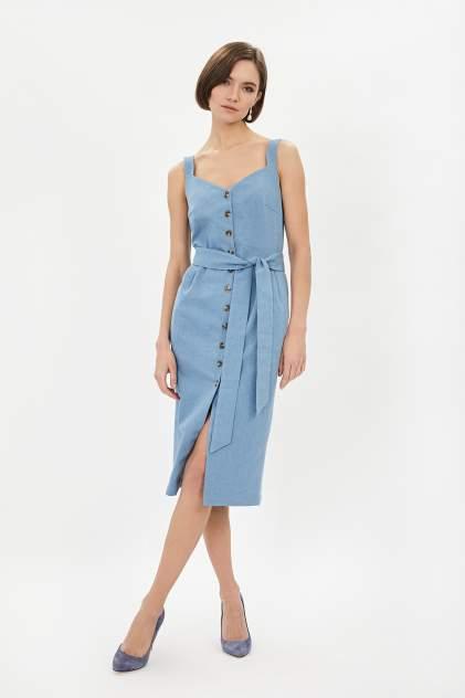 Женское платье Baon B461002, голубой