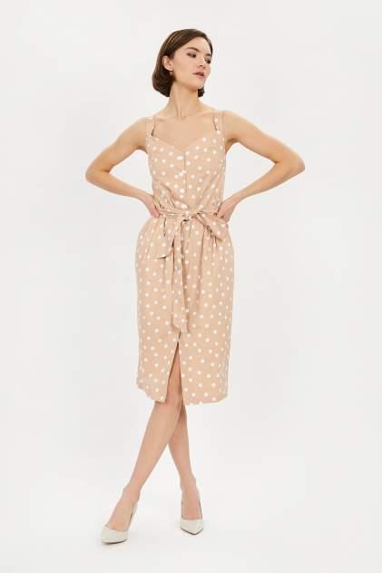 Женское платье Baon B461004, бежевый