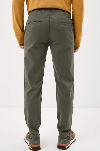 Брюки мужские Baon B791201 зеленые 3XL