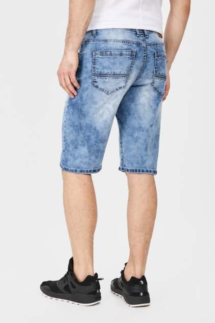 Джинсовые шорты мужские Baon B821015 синие 30