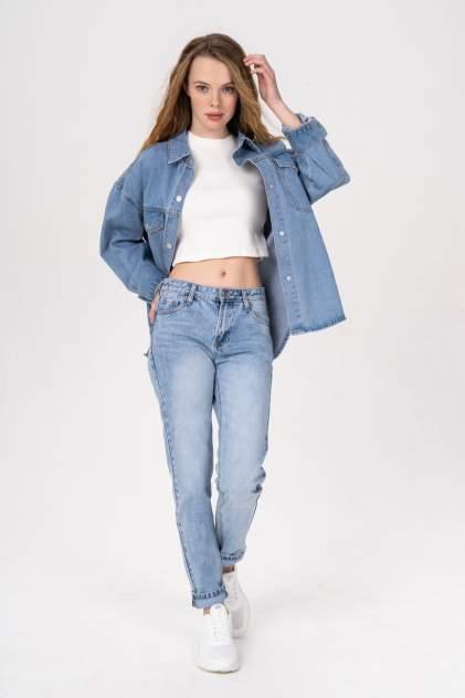 Женские джинсы  Tom Farr T4F W5661, голубой