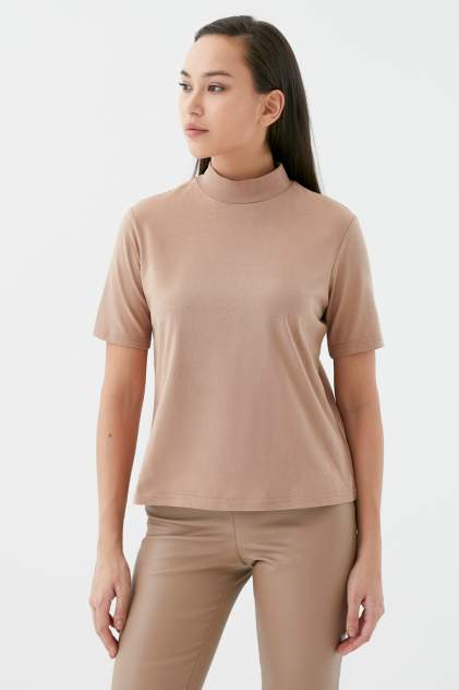 Женская водолазка ZARINA 1123517417 , коричневый