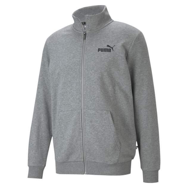 Толстовка мужская PUMA Ess Track Jacket Tr, серый