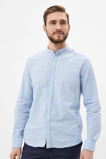 Рубашка мужская Baon B661201 голубая M