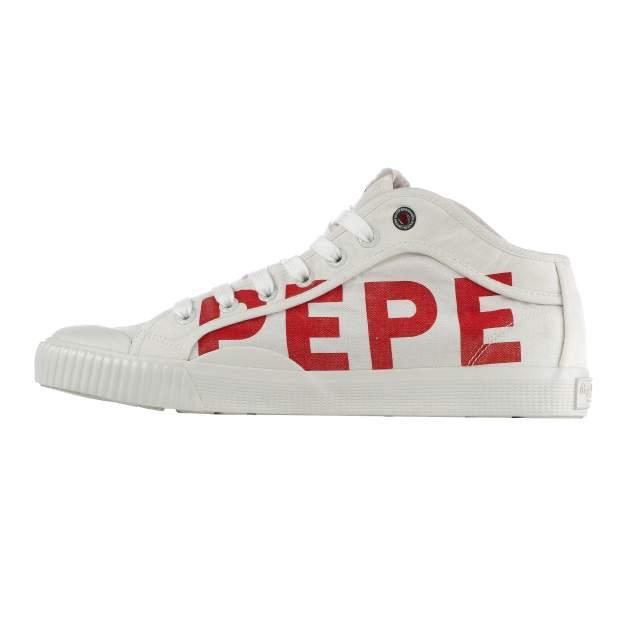 Кеды мужские Pepe Jeans INDUSTRY LOGO PMS30538 красные 42 EU