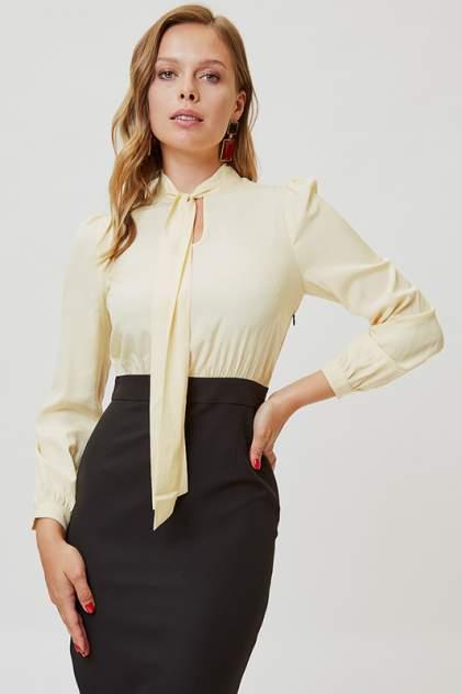 Платье женское Vittoria Vicci 2005-00-51850 желтое 52